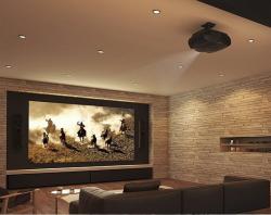 Venda e Instalação de Sala de Cinema